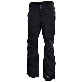 Columbia Women's Arctic Air Omni-Tech Ski Snowboard Pants-Black-XS