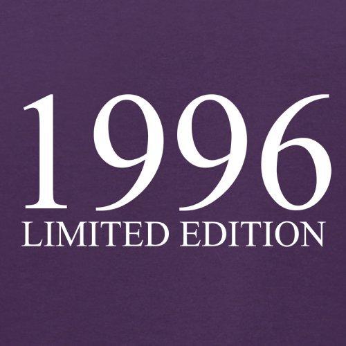 1996 Limierte Auflage / Limited Edition - 21. Geburtstag - Herren T-Shirt - Lila - XS
