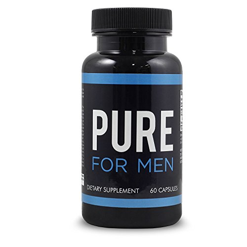 Pure For Men Supplements  60 Count
