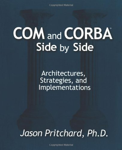 Pritchard: COM and Corba_p by Addison-Wesley Professional