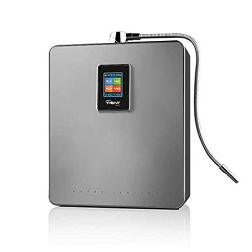 Tyent UCE-11 Under Counter Water Ionizer - Next Generation - Healthy Anti-Oxidant Ionized Water - pH Range from 2pH - 12pH - 11 Plates - Alkaline Water - Turbo Mode - Designed for High End Kitchens