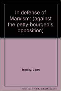 In defense of marxism against the petty bourgeois - Salon erotique a geneve ...