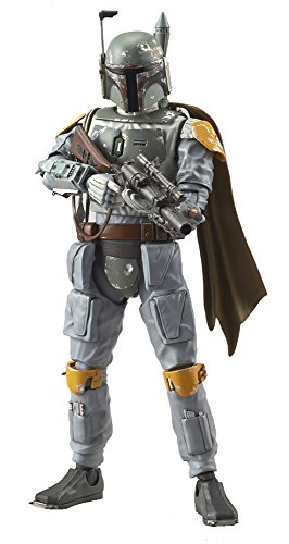 Bandai Star Wars Boba Fett Model Kit, 1/12 scale (Star Wars Model Kits compare prices)