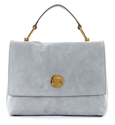 Bag Coccinelle Suede Top Iris Liya Handle xISwIfgHq