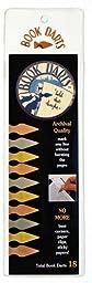 Book Darts - Line Marker Bookmarks (18 Book Darts)