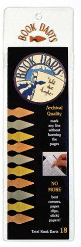 (Book Darts - Line Marker Bookmarks (18 Book)