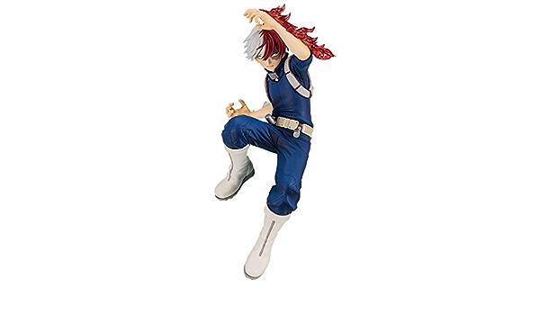FUNKO POP My Hero Academia Amzing Heros Todoroki Shoto Action Figure Model Toys
