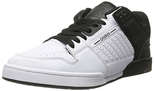 OSIRIS Skateboard Shoes PROTOCOL XPD WHITE/BLACK