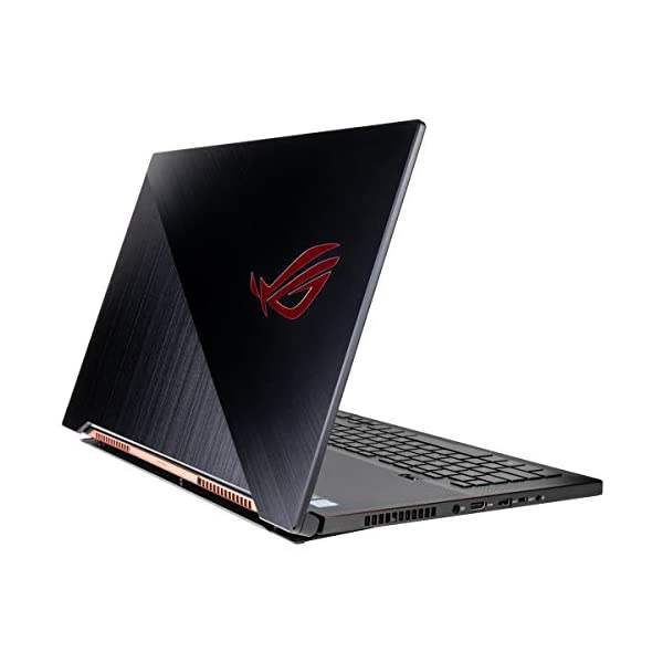 "CUK ASUS ROG Zephyrus S GX701GX Gaming Laptop (Intel i7-9750H, 32GB RAM, 1TB NVMe SSD, NVIDIA GeForce RTX 2080 8GB Max-Q, 17.3"" FHD 300Hz 3ms G-SYNC, Windows 10 Pro) Gamer Notebook Computer 5"