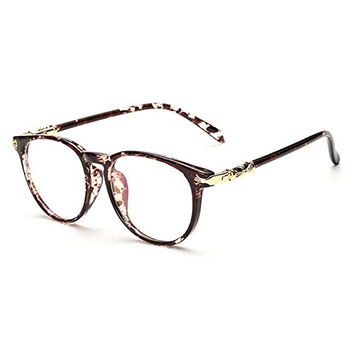 ZHOUKE Lady Korean Style Retro Computer Spectacles - Korean Spectacles