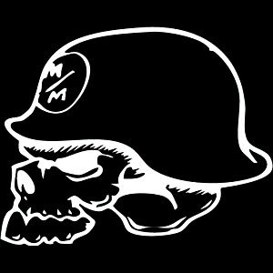 Metal Mulisha Vinyl Car Decal