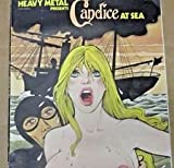 img - for Candice at sea (A Heavy Metal book) book / textbook / text book