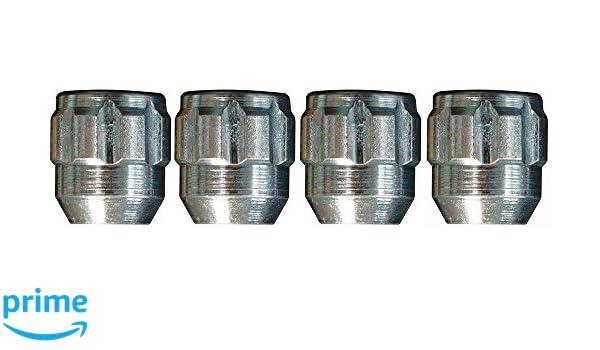 CORA 000108036 Tuerca Antirrobo para Rueda (Juego de 4: Amazon.es: Coche y moto