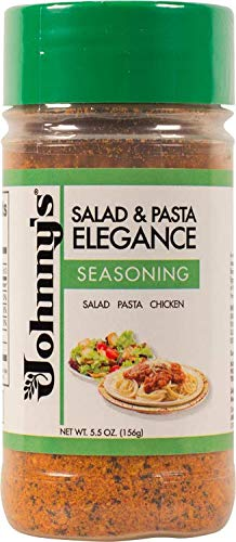 - Johnny's Salad & Pasta Elegance 5.5 Oz (Pack of 2)