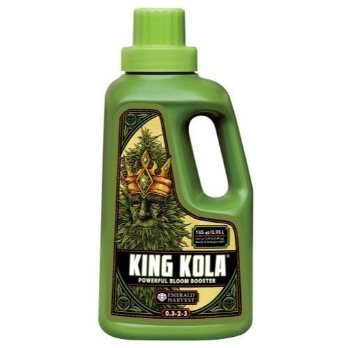 Emerald Harvest 723942 King Kola Bloom Booster, 0.95 L