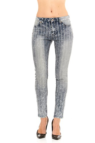 Christopher Blue Corduroy Jeans - 8