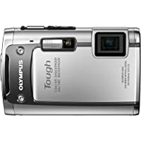 Olympus TG-610 Tough 14 MP Digital Camera , 5x Wide Optical Zoom (28mm), 3