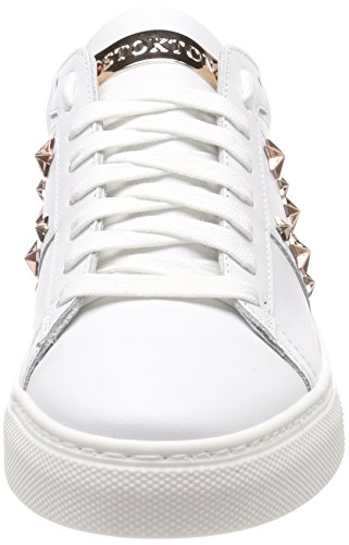 Sneakers Low White Top Women's Stokton Sg7Owtx