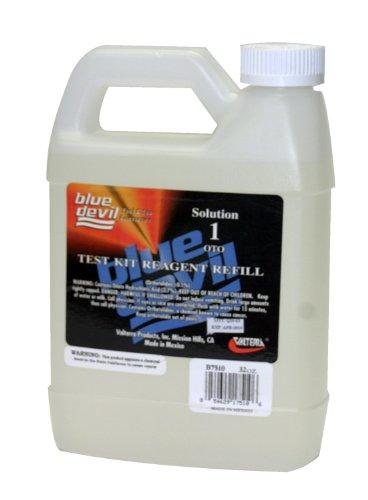 Blue Devil B7510 No.1 OTO Chlorine Level Indicator for Pool
