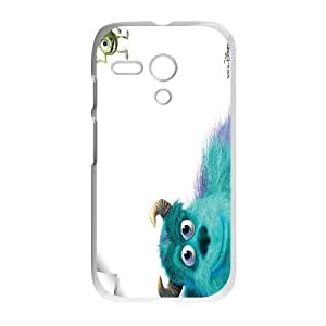 Motorola G phone cases White Monsters Inc cell phone cases Beautiful gifts YWRD4657059