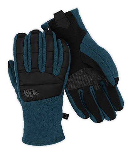 The North Face Men's ThermoBall Etip Gloves Monterey Blue / TNF Black M
