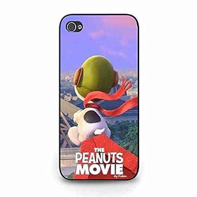 The Peanuts Movie Carcasa, Apple iPhone 5 C Snoopy Carcasa, ultra fino Toalla Carcasa: Amazon.es: Electrónica
