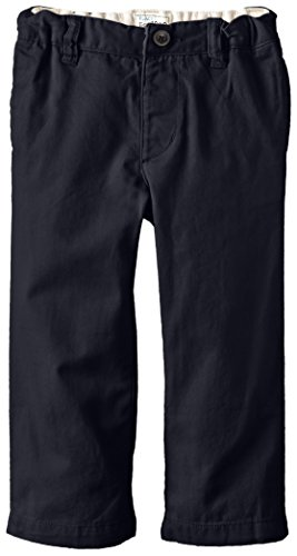 Toddler New Navy Apparel - The Children's Place Little Boys and Toddler Chino Pant, New Navy, 4T