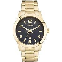 Relógio Masculino Technos Analógico 2115Mok/4A Ouro