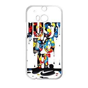 BYEB Creative Just Do It Fashion Comstom Plastic case cover For HTC One M8