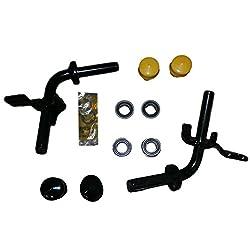 John Deere LA100 series steering spindle kit w/bea