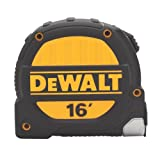 DEWALT DWHT33924L 16 foot Tape Measure, 1-1/4 inch blade