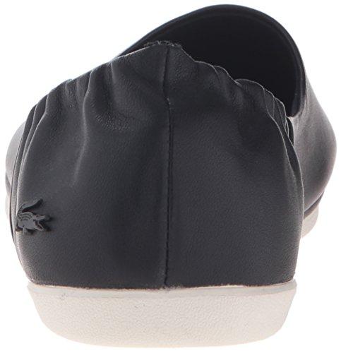 Lacoste Womens Rosabel Slip 316 1 Caw Fashion Sneaker Zwart