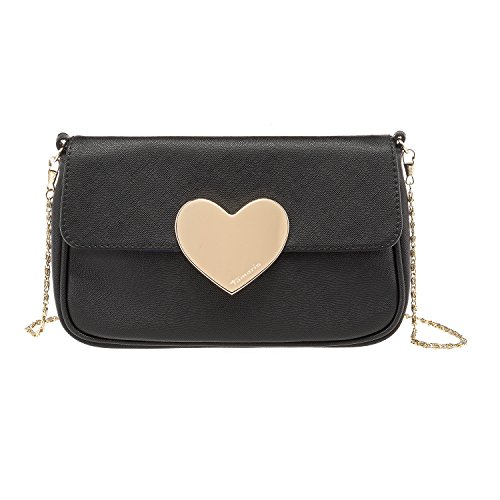 Tamaris LOVE Crossbody Bag, Borsa a tracolla Donna 24 x 15 x 5 cm (BxHxT)