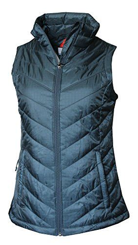 Columbia Women's Morning Light III Omni Heat Vest (Mystery, S) ()