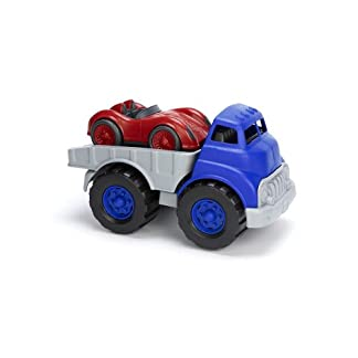 Play Truck & Race Car by Eco Friendly Green Toys