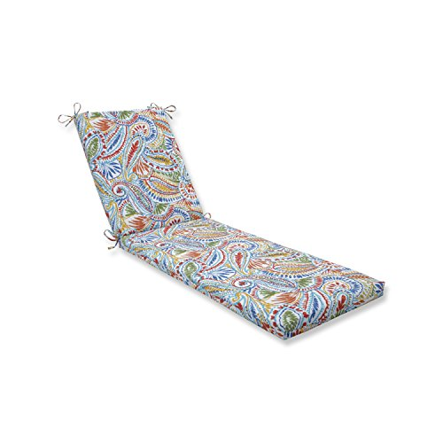 Pillow Perfect Outdoor/Indoor Ummi Multi Chaise Lounge Cushion 80x23x3