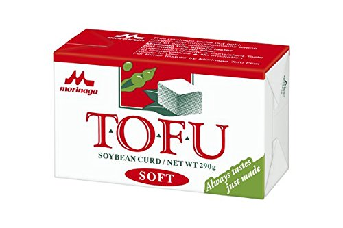 Morinaga for export tofu soft 290g (softer) X3 by Morinaga