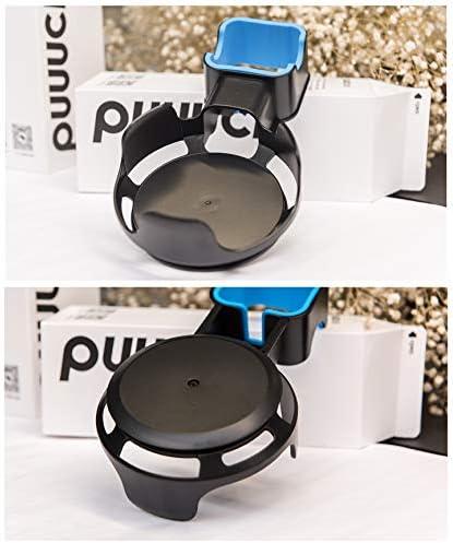 Soporte de montaje en pared Echo Dot, soporte de montaje en pared de salida, accesorios que ahorran espacio para el altavoz inteligente Dot de 3.a generación, accesorios inteligentes Echo Dot con gestión de cables, ocultación de cables desordenados (negro, 2 unidades) 10