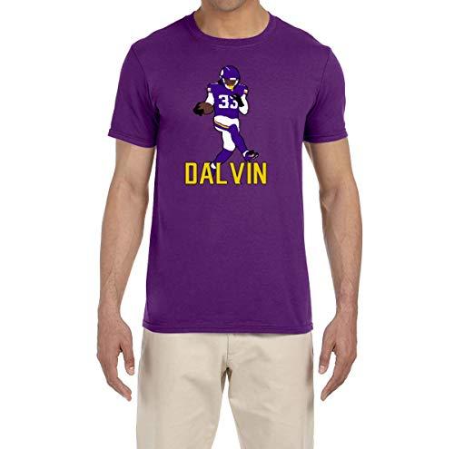 Tobin Clothing Purple Minnesota Cook Running T-Shirt Adult Medium