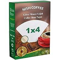 Nish Filtre Kahve Kağıdı, 1X4, 80 Adet