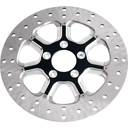RSD Diesel 11.8in. Two-Piece Brake Rotor - Contrast-Cut 0133-1801DIESBM
