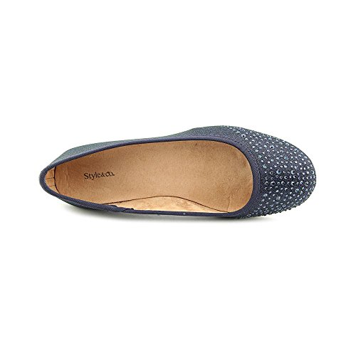 Style & Co Angelynn Women Us 8 Blue Flats