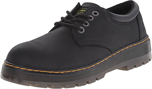 (Dr. Martens Work Men's Bolt ST Black Wyoming/Black Pu 12 D UK)