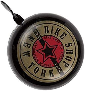 Fuera de Blue Vintage Look Metal Bell para bicicleta (Tienda de ...