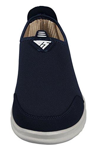 Tops Low iLoveSIA Herren Tiefblau Sneaker wxREtvqP7a
