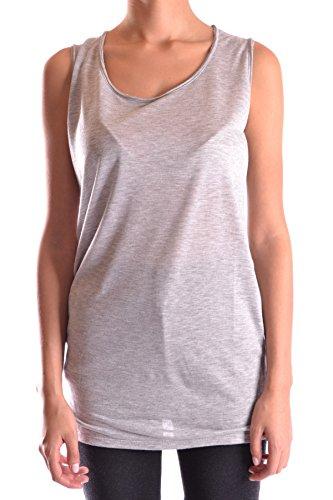 U-nique Brand Unique Femme MCBI050001O Gris Viscose Top