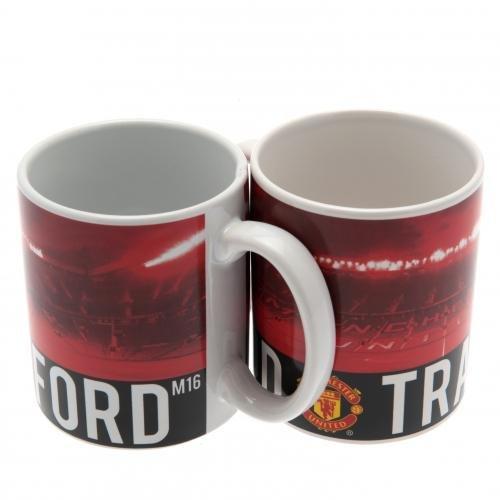 Manchester United F.C. Mug SD