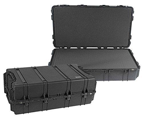 Pelican 1780T Transport Case with Foam - External Dimensions: 44.9