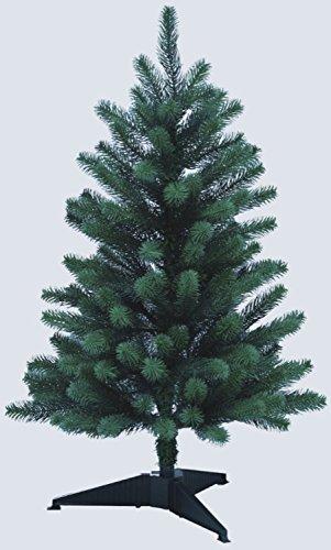 Hochwertiger künstlicher Weihnachtsbaum PE-Spritzguss (ohne Beleuchtung), Höhe: 85cm / Ø60cm (PE-BO85)