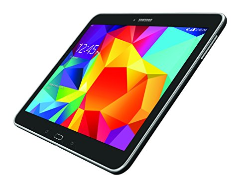 Test Samsung Galaxy Tab 4 4G LTE Tablet, Black 10.1-Inch 16GB (Verizon Wireless) by Samsung (Image #2)